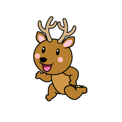 Explain deer character