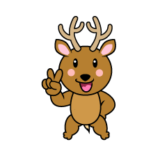 Singing Deer Character