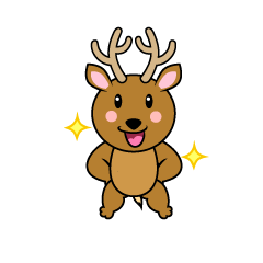 Deer Character to be good