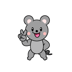 Singing Mouse Character