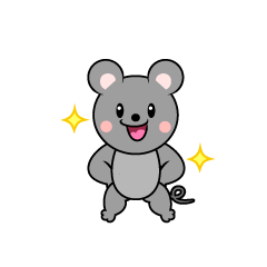 Mouse Character to be Good