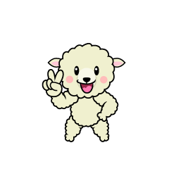 Singing Sheep Character