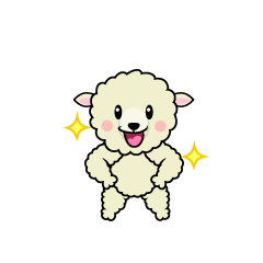 Sheep Character to be Good
