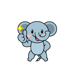 Elephant Character to be Proud