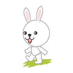 Rabbit to walk