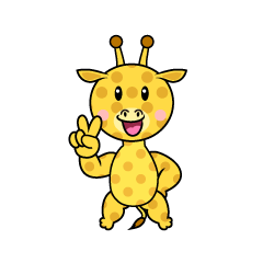Singing Giraffe Character