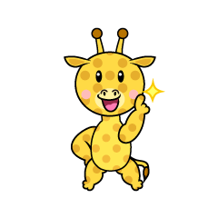 Giraffe Character to be No.1