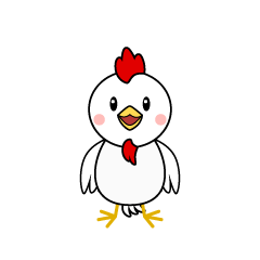 Dancing Chicken Character