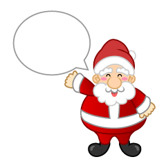Talking Santa Character