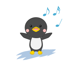 Singing Penguin