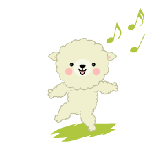 Sheep dancing