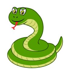 トップ 100+ 蛇 イラスト 怖い , 仕事のイラスト