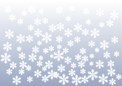Snow falling wallpaper